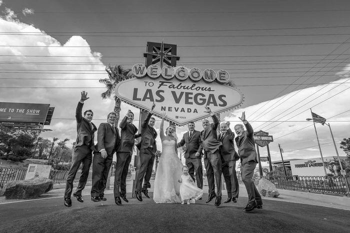 Serais-tu prête à te marier à Las vegas  ? 1