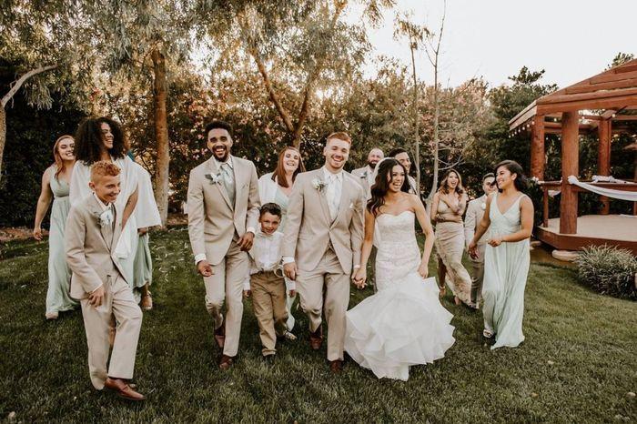 Serais-tu prête à partager ton lieu de réception avec d'autres mariés? 1