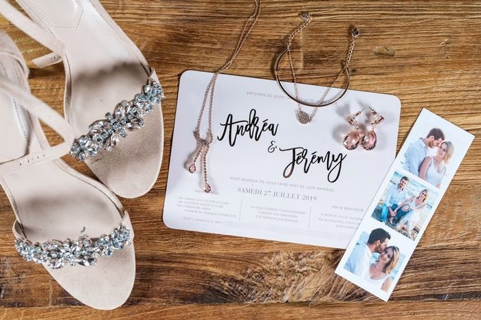 Un mariage avec style : Les invitations  💌 1