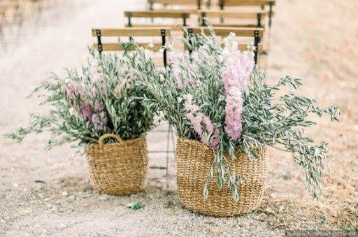 Mariage avec style ... Les fleurs  💐 1