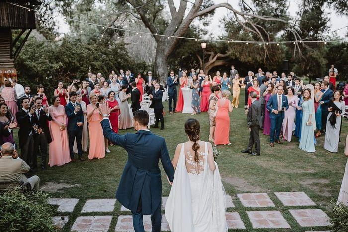 Entrée des mariés soft ou endiablée ? 1