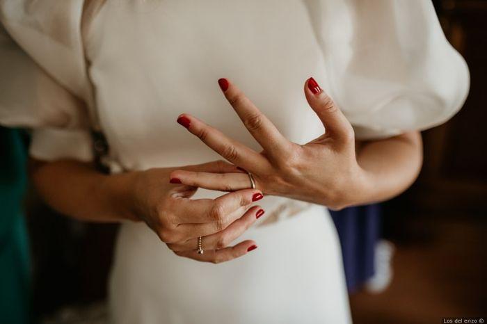 Tu vas arrêter de te mordre les ongles pour ton grand jour ? 1