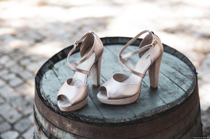 Mon coup de coeur pour ces chaussures  👠 1