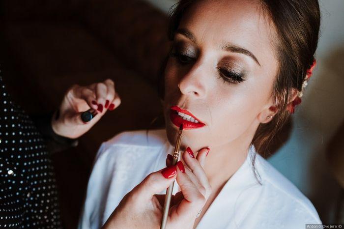 Le rouge à lèvres ! 1