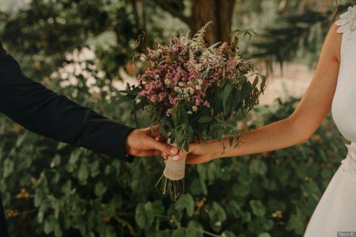 Le bouquet ! 1