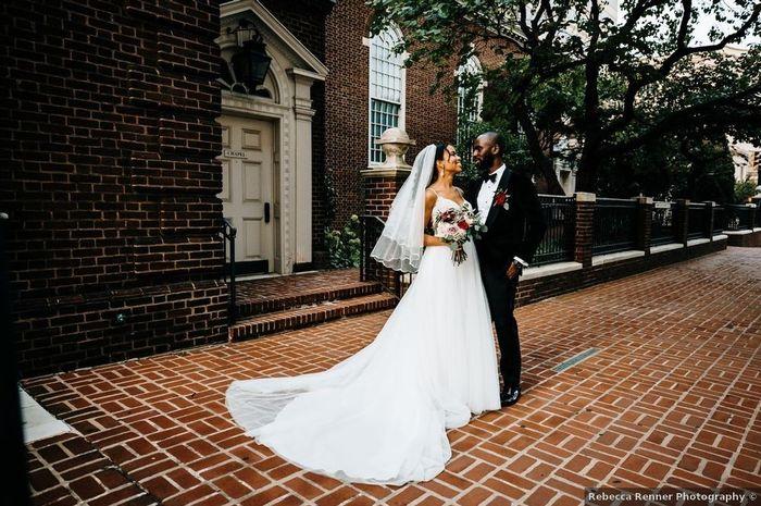 Mariage du monde : La tenue 1