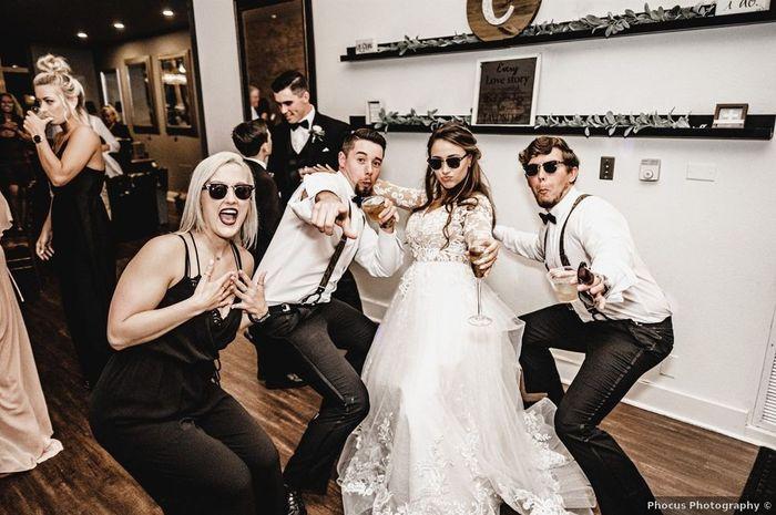 Mariage du monde : Party 1