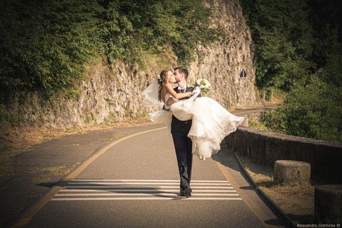 Vote : Porter la mariée dans les bras ? Oui ou non ? 1
