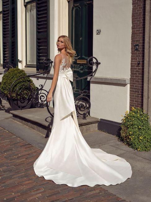 ⚡ Cette robe au dos romantique : Vrai ou faux ? 1