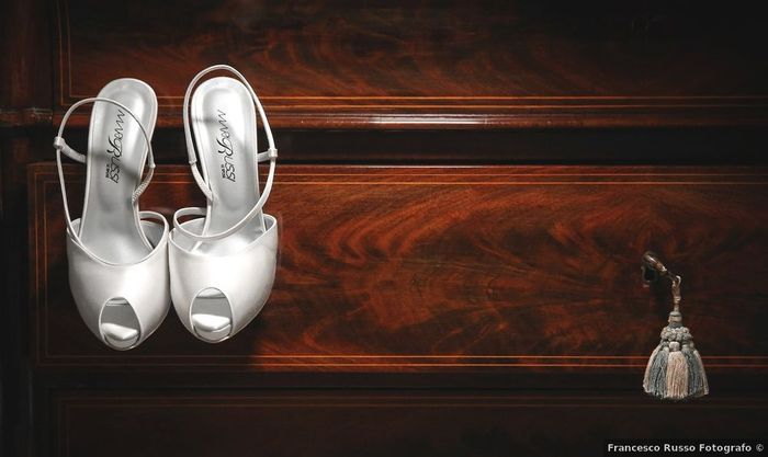 Inspectrice nuptiale : Les chaussures ouvertes 1