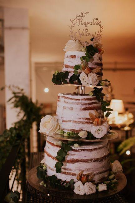 Inspectrice nuptiale : Le wedding cake 1