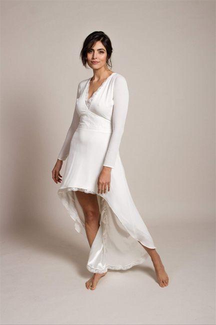 8 robes courtes pour ton mariage ! 5