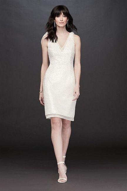 8 robes courtes pour ton mariage ! 7