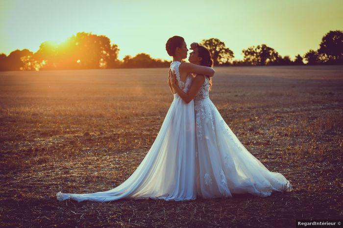 Au bout de combien de temps de relation as-tu eu ou fait ta demande en mariage ? 1