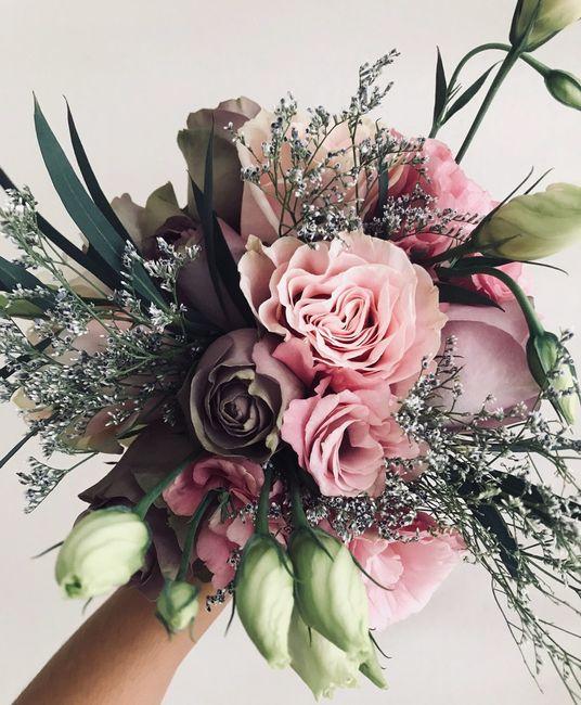Ajoute du rose à ton look nuptial ! 6