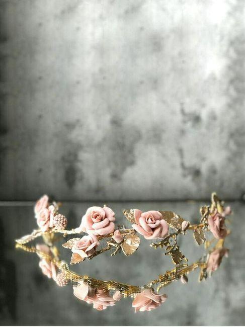 Ajoute du rose à ton look nuptial ! 4