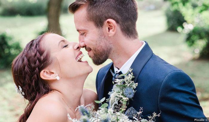 Que représente pour vous la communauté de mariages.net ? 😍 1
