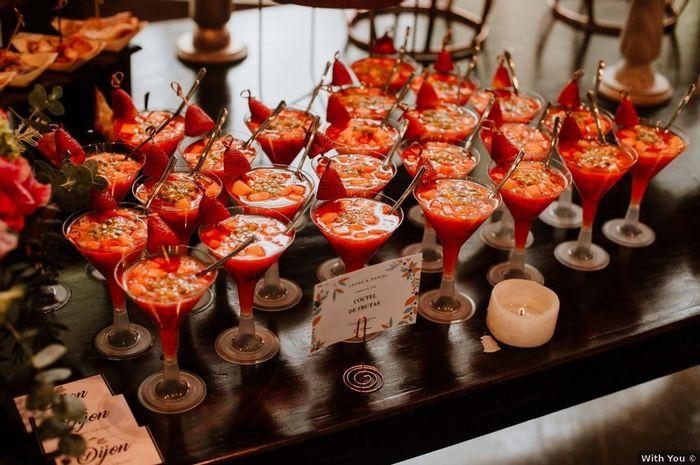Cocktails pour ton mariage : Oui / Non ? 1