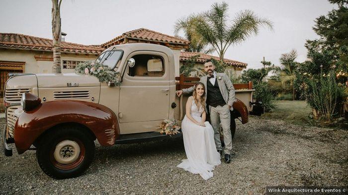 Ce véhicule pour ton mariage ? Tu assumes ou pas ? 1