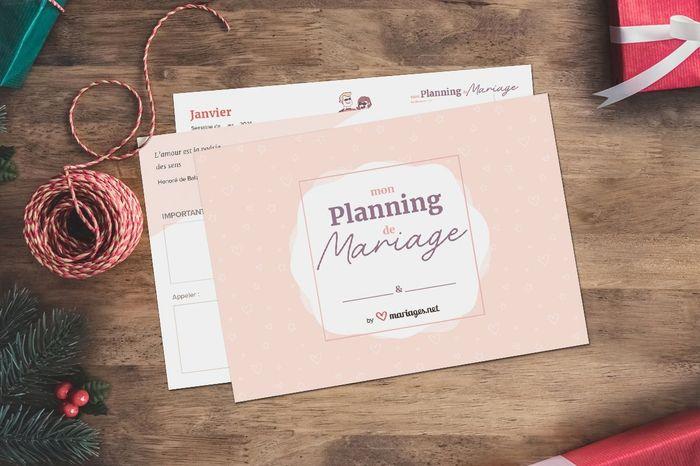 Noël est arrivé : Gagnez votre nouveau agenda ! 🎁 1