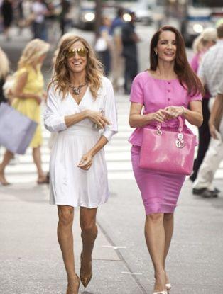 Les meilleurs looks d'invitées de la célèbre série Sex And The City 😎 3
