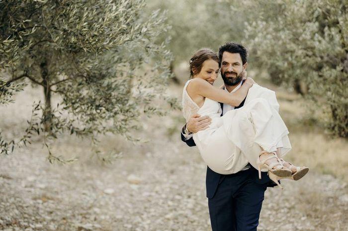 Quelle a été la phrase pour ta demande en mariage ? 1