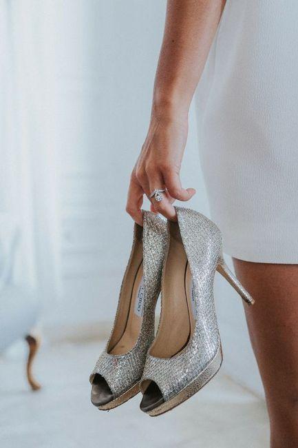 Strass et paillettes sur vos chaussures : Tu approuves ? ✨ 1