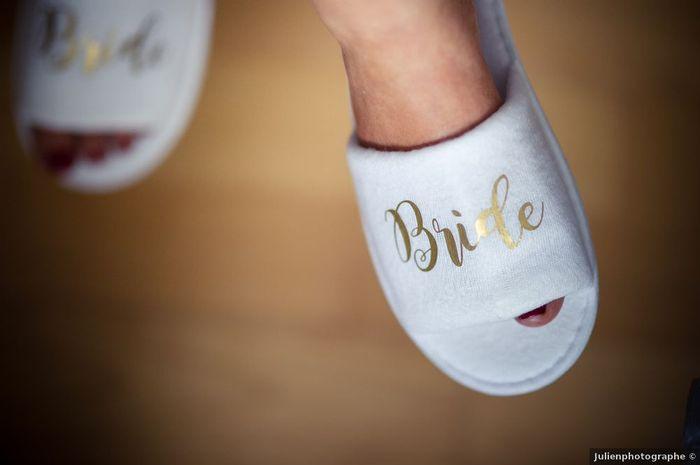 Porteras-tu des pantoufles personnalisées ? 1