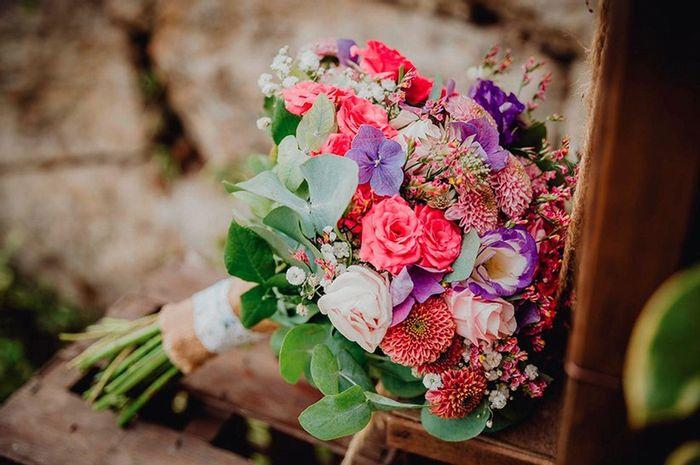 Quelle couleur est indispensable à ton bouquet de fleurs ? 🌸 1