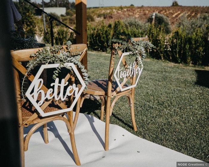 Des chaises personnalisées : Oui ou non ? 1
