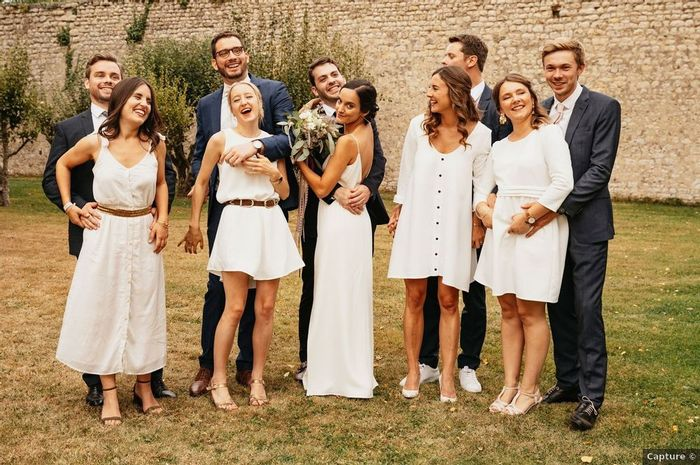 Quel look d'invitées pour un mariage à l'air libre ? 3