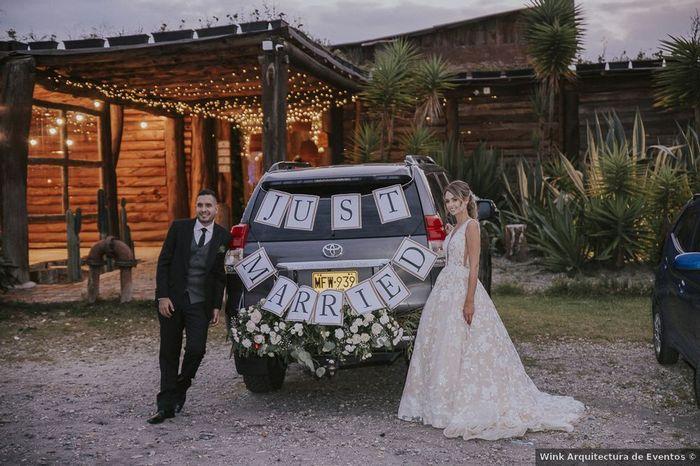 Le Just Married : oui ou non ? ❤️ 1