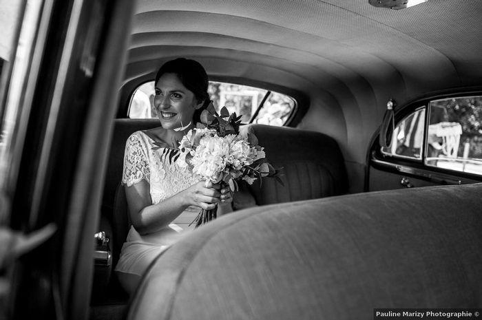 Que ferais-tu si ta moitié arrive en retard le jour de la cérémonie ? 😬 1