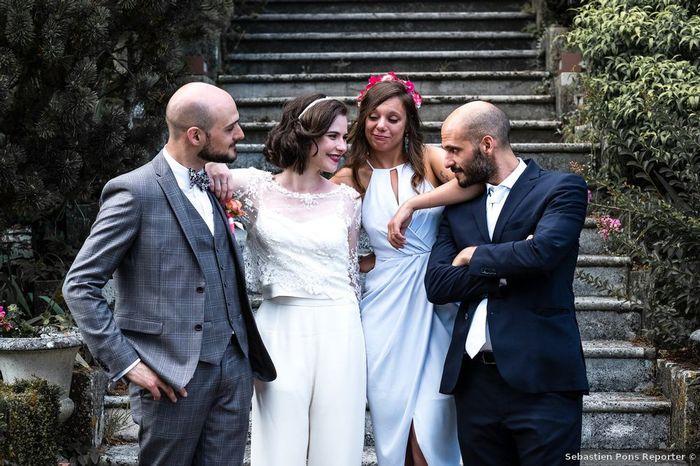 Toutes les infos à savoir sur les témoins de mariage 🤓 1