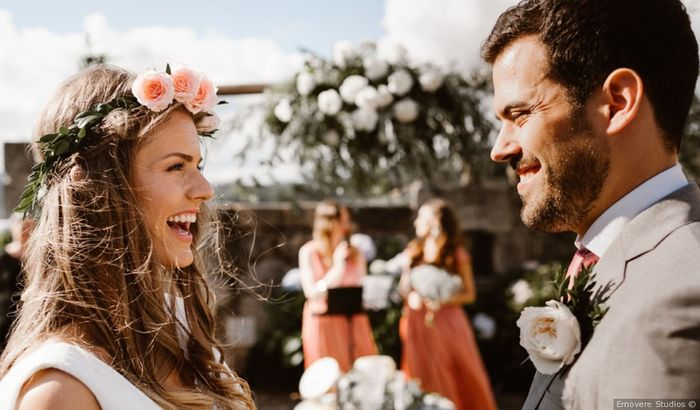 Vous parlez mariage tous les jours avec votre moitié ? 🤗 1