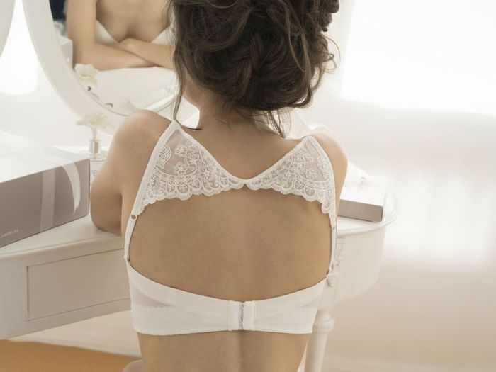 Où achèteras-tu ta lingerie pour ton grand jour ? 1