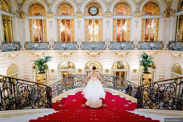 Se marier dans un casino de luxe ? 1