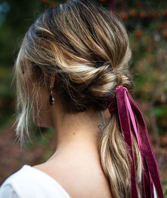 Les différents accessoires de cheveux à adopter le jour J ! ✨ 3