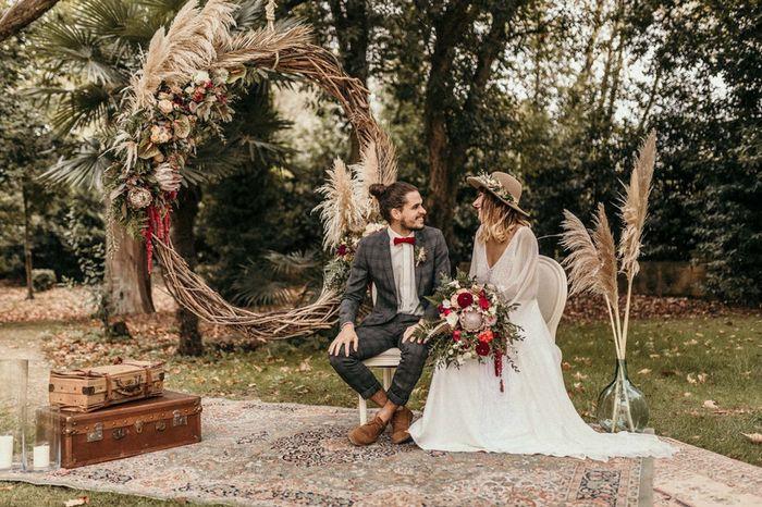 Top wedding Trends 2021-2022 : À vos votes 😍 1