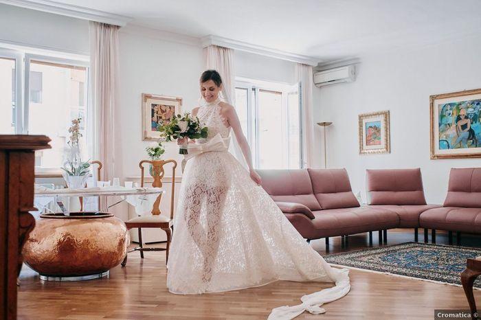 Tu oserais la robe de Federica ? 👗 1