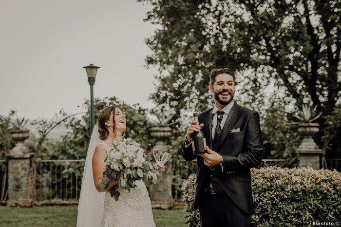 8 situations qui peuvent arriver aux marié(e)s 😱 1