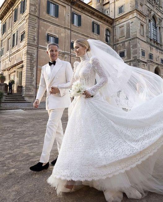 La nièce de Lady Di s'est mariée 💍 3