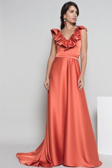 Quelle tenue choisis-tu pour assister à un mariage chic ? 3