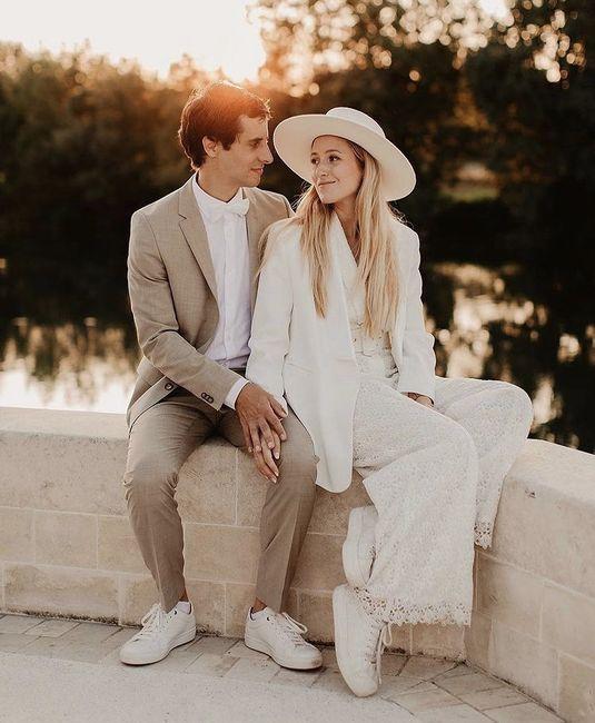 Note ce look de mariés 😍 1