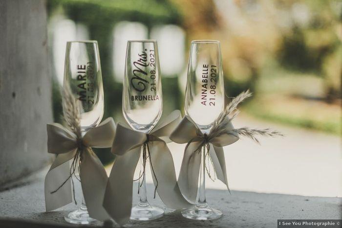 1 flute à champagne pour ton mariage : tu la veux ? 1