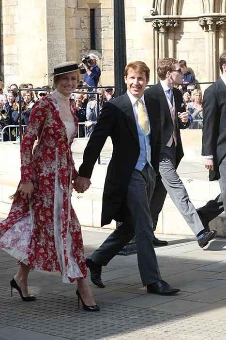 L'Angleterre témoin d'un nouveau mariage 😍 - 5