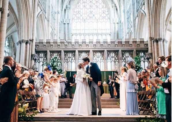 L'Angleterre témoin d'un nouveau mariage 😍 - 7