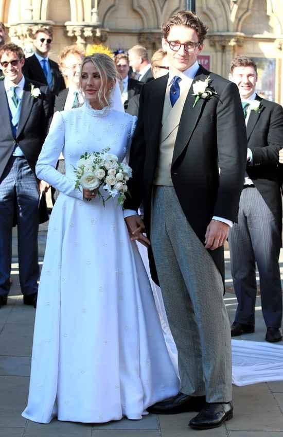 L'Angleterre témoin d'un nouveau mariage 😍 - 8