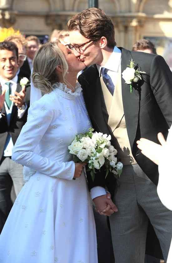 L'Angleterre témoin d'un nouveau mariage 😍 - 9