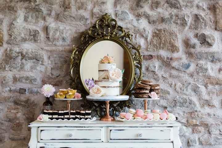 8 tables pour votre weddind cake ! - 1